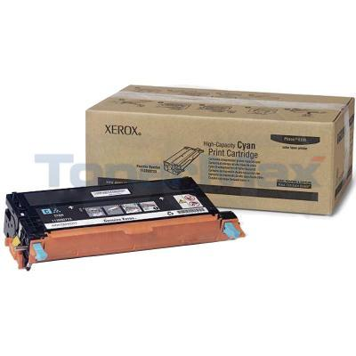 XEROX PHASER 6180 PRINT CARTRIDGE CYAN 6K